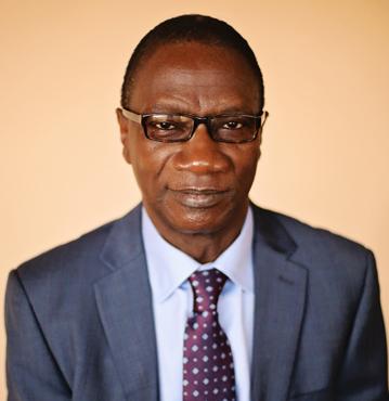 Dr. Bola Adamolekun, MD